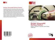 Bangor (Gwynedd) Railway Station kitap kapağı