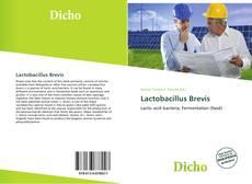 Portada del libro de Lactobacillus Brevis