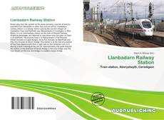 Bookcover of Llanbadarn Railway Station
