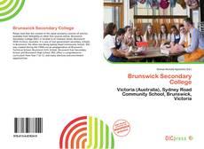 Borítókép a  Brunswick Secondary College - hoz