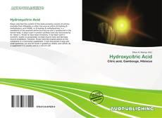 Bookcover of Hydroxycitric Acid