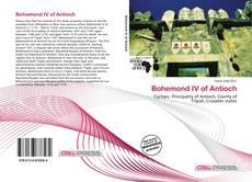 Buchcover von Bohemond IV of Antioch