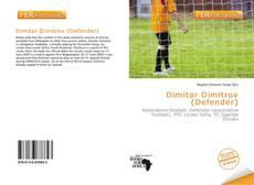 Capa do livro de Dimitar Dimitrov (Defender)