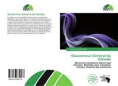 Bookcover of Gouverneur Général du Canada