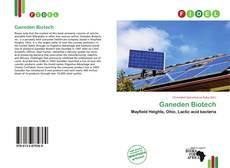 Bookcover of Ganeden Biotech
