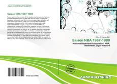 Portada del libro de Saison NBA 1987-1988