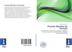 Обложка Premier Ministre du Canada