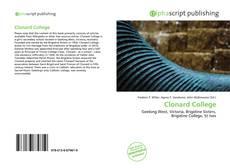 Обложка Clonard College