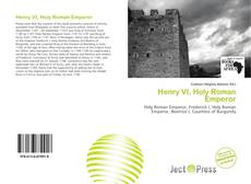Bookcover of Henry VI, Holy Roman Emperor