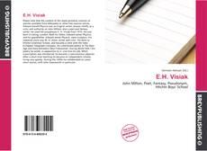 Bookcover of E.H. Visiak