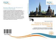 Bookcover of Premiers Ministres des Provinces et Territoires du Canada