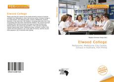 Bookcover of Elwood College