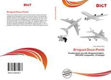Обложка Breguet Deux-Ponts