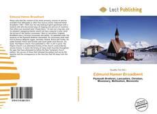 Buchcover von Edmund Hamer Broadbent