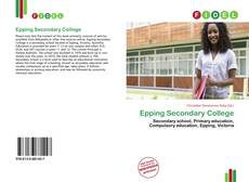 Bookcover of Epping Secondary College