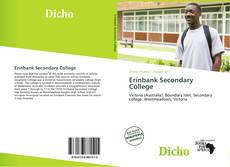 Bookcover of Erinbank Secondary College