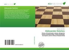 Aleksander Delchev kitap kapağı