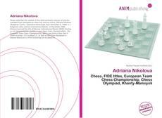Bookcover of Adriana Nikolova