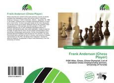 Capa do livro de Frank Anderson (Chess Player)
