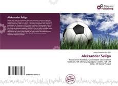 Bookcover of Aleksander Šeliga