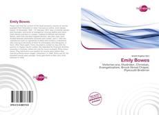 Portada del libro de Emily Bowes