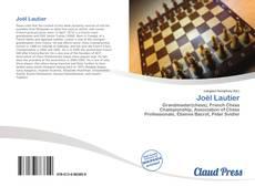 Couverture de Joël Lautier