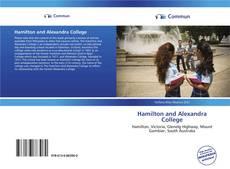 Обложка Hamilton and Alexandra College
