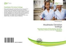 Portada del libro de Heathdale Christian College