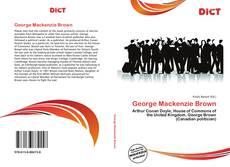 Buchcover von George Mackenzie Brown