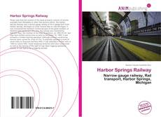 Harbor Springs Railway的封面