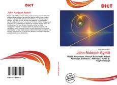 Buchcover von John Riddoch Rymill