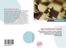 Bookcover of Igor Vasilyevich Ivanov