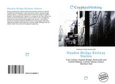 Bookcover of Haydon Bridge Railway Station
