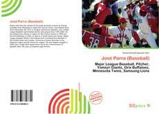 Capa do livro de José Parra (Baseball)