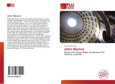 John Wynne kitap kapağı