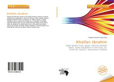 Bookcover of Khalfan Ibrahim