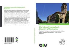 Bookcover of Christian Evangelical Church of Romania