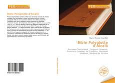 Portada del libro de Bible Polyglotte d'Alcalá