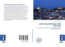 Portada del libro de John Lloyd (Bishop of St David's)
