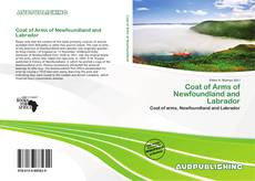 Capa do livro de Coat of Arms of Newfoundland and Labrador