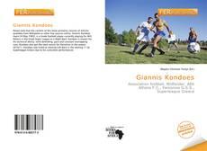 Portada del libro de Giannis Kondoes