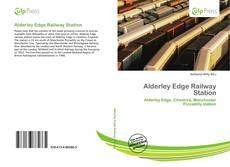 Portada del libro de Alderley Edge Railway Station