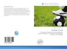 Capa do livro de Etienne Eto'o