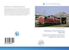 Обложка Hornsea Town Railway Station