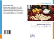 Couverture de Cuisine Mexicaine