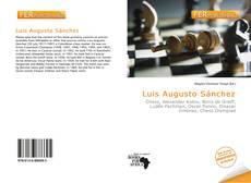 Borítókép a  Luis Augusto Sánchez - hoz