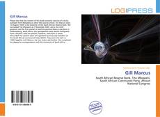 Bookcover of Gill Marcus