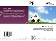 Bookcover of Marvin Matip