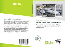 Capa do livro de Irton Road Railway Station