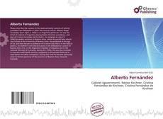 Portada del libro de Alberto Fernández